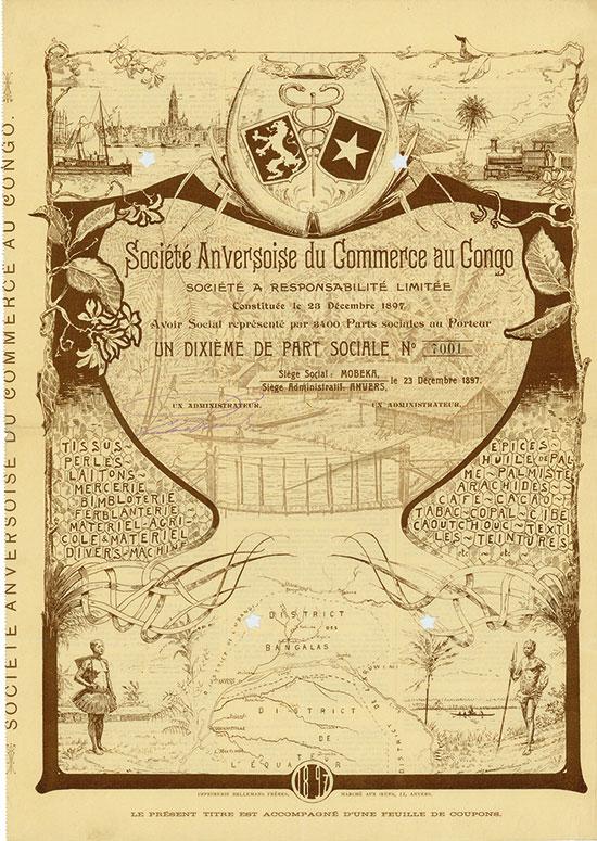 Société Anversoise du Commerce au Congo