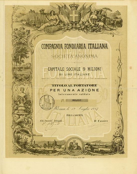 Compagnia Fondiaria Italiana Societa Anonima