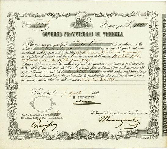 Governo Provvisorio di Venezia