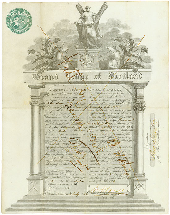 Grand Lodge of Scotland