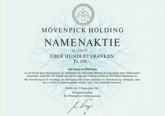 Mövenpick Holding