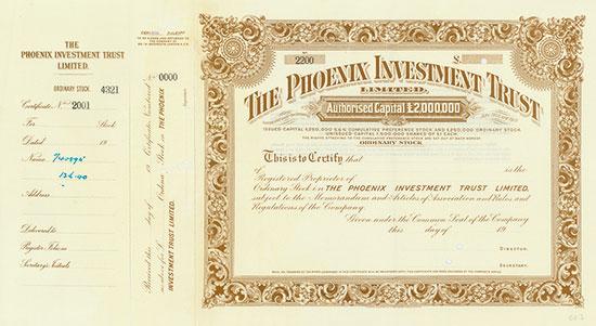 Phoenix Investment Trust Limited