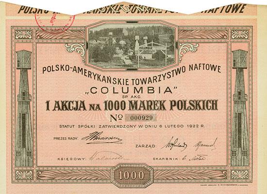 Polsko-Amerykanskie Towarzystwo Naftowe