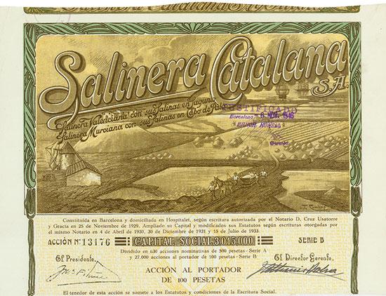 Salinera Catalana S.A.