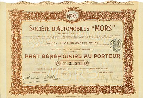 Société d'Automobiles