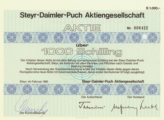 Steyr-Daimler-Puch AG