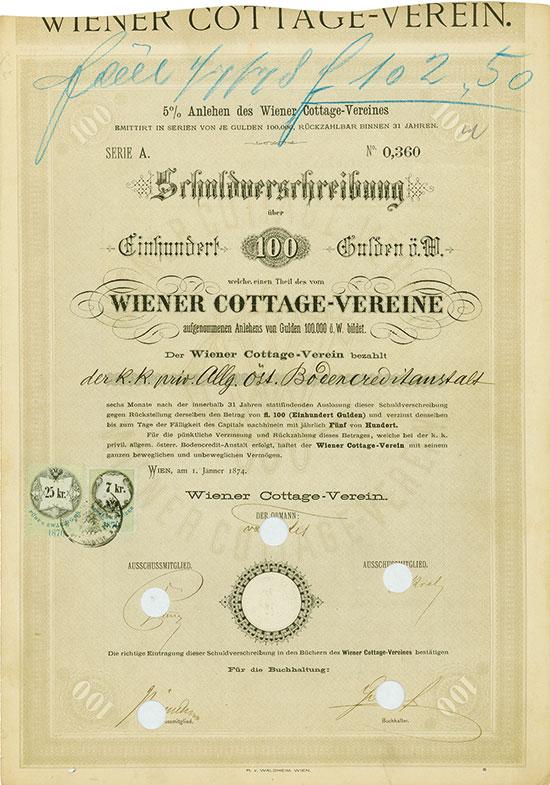 Wiener Cottage-Verein