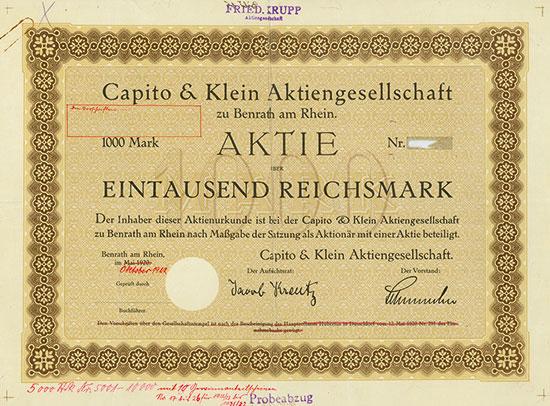 Capito & Klein AG