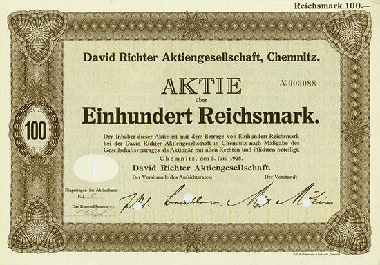 David Richter AG