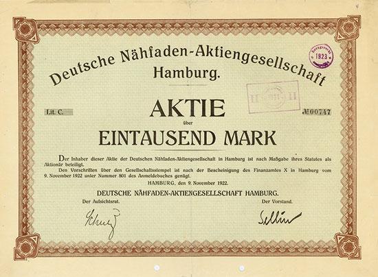 Deutsche Nähfaden-AG