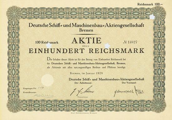Deutsche Schiff- und Maschinenbau-AG