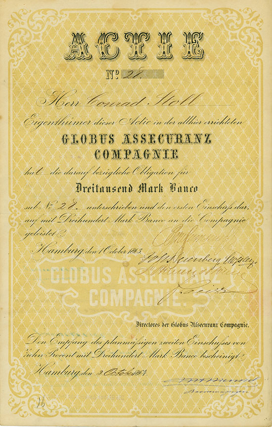 Globus Assecuranz Compagnie