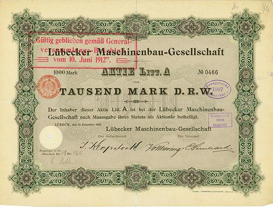 Lübecker Maschinenbau-Gesellschaft