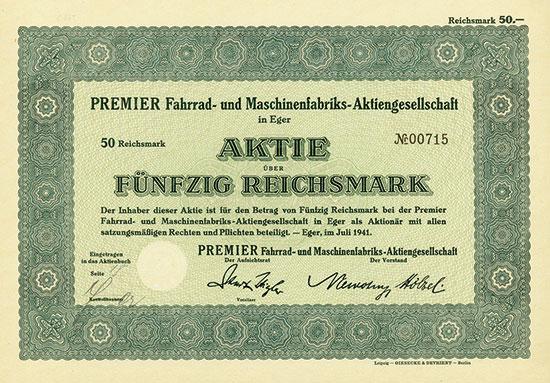PREMIER Fahrrad- und Maschinenfabriks-AG