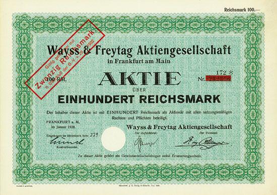 Wayss & Freytag AG