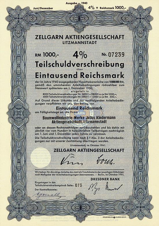 Zellgarn AG