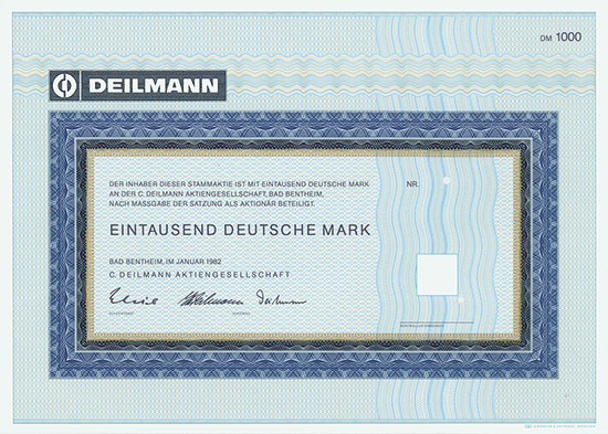 C. Deilmann AG
