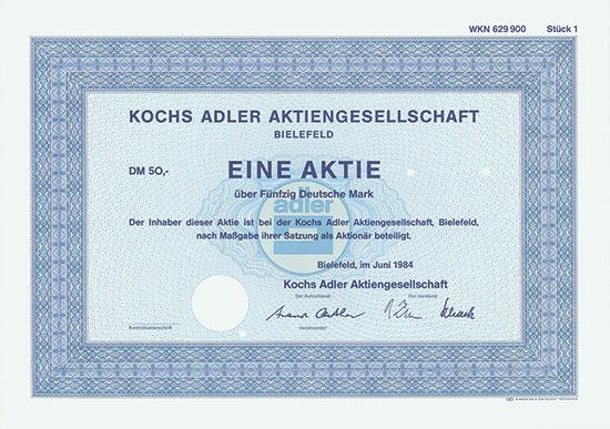 Kochs Adler AG