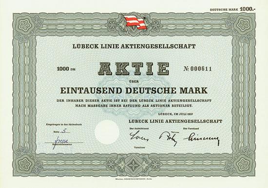 Lübeck Linie AG