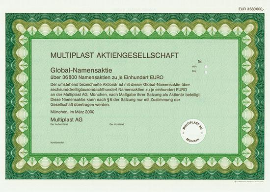 Multiplast AG