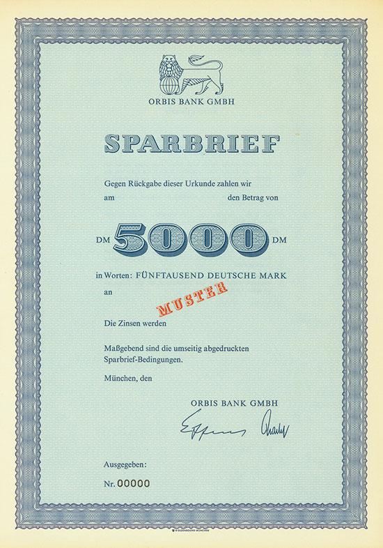 Orbis Bank GmbH