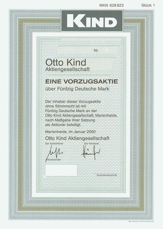 Otto Kind AG [2 Stück]