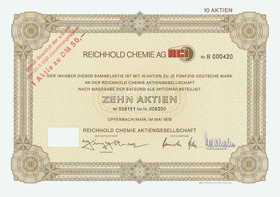 Reichhold Chemie AG
