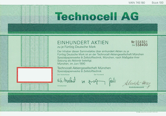 Technocell AG