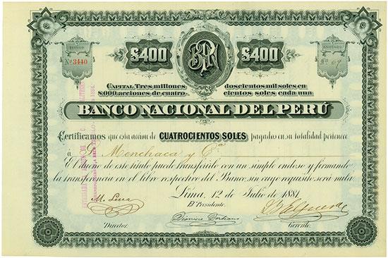 Banco Nacional del Peru