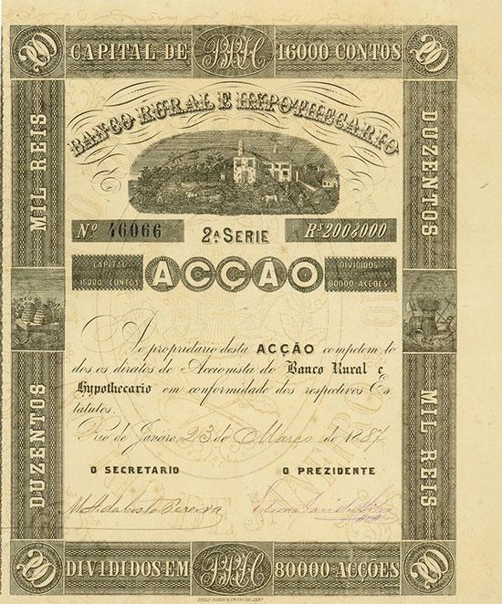 Banco Rural e Hypothecario