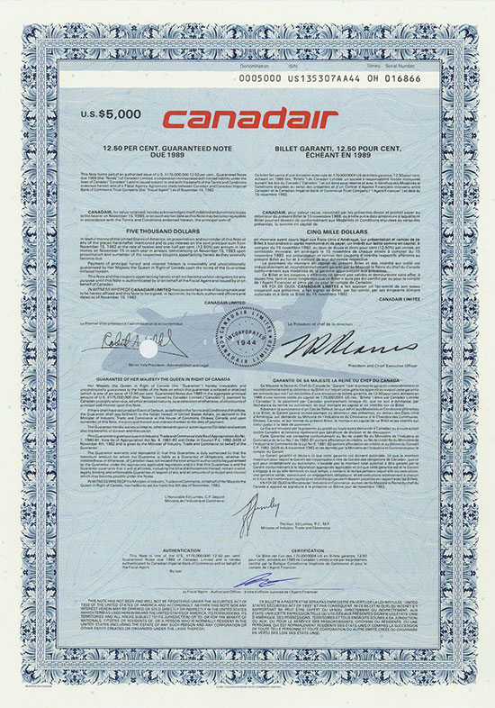 Canadair Limited