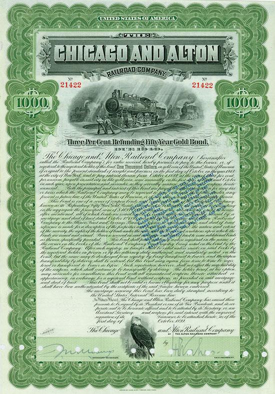 Chicago and Alton Railroad Company