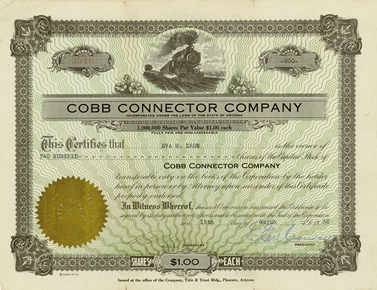 Cobb Connector Company