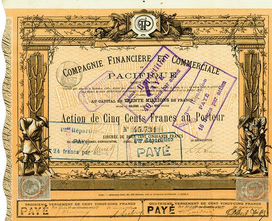 Compagnie Financière et Commerciale du Pacifique