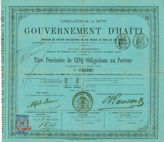 Gouvernement d'Haiti