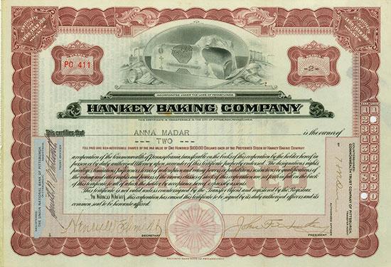 Hankey Baking Company