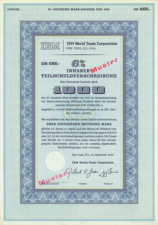 IBM World Trade Corporation