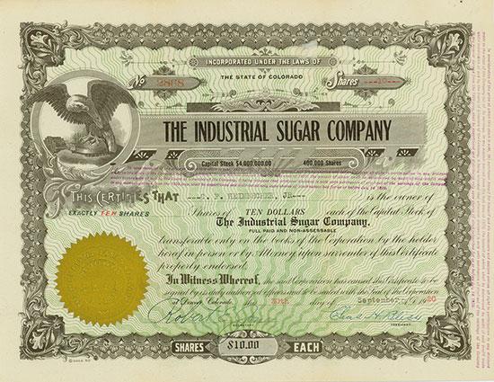 Industrial Sugar Company