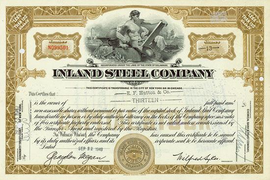 Inland Steel Company