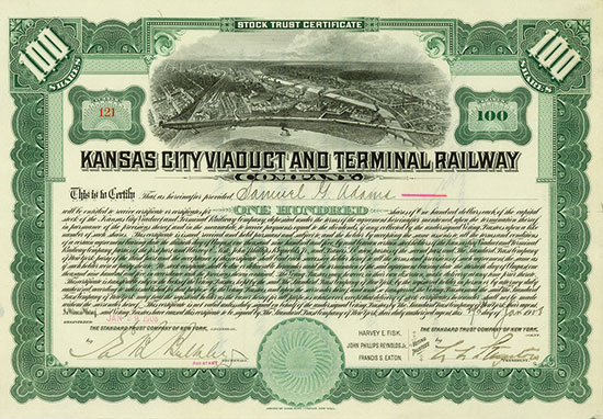 Kansas City Viaduct and Terminal Railway Company