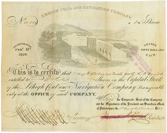 Lehigh Coal and Navigation Company