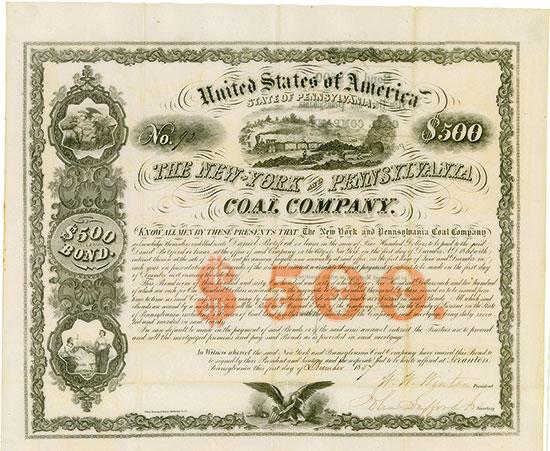 New York and Pennsylvania Coal Company