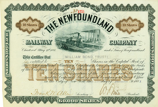 Newfoundland Railway Company
