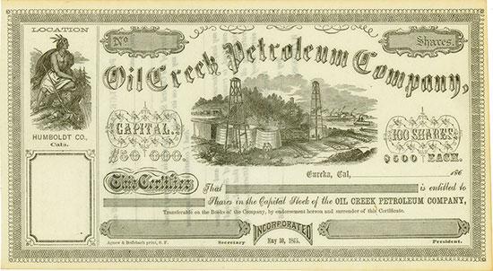Oil Creek Petroleum Company