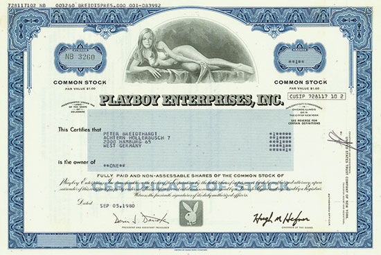 Playboy Enterprises, Inc