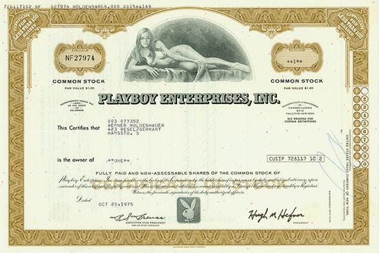 Playboy Enterprises, Inc.