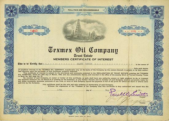 Texmex Oil Company