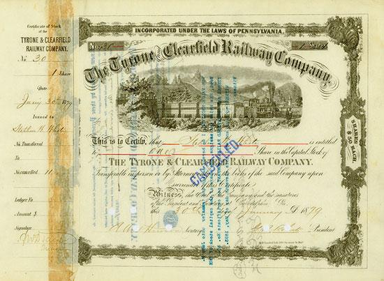 Tyrone and Clearfield Railway Company