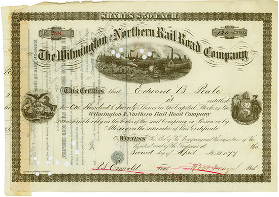 Wilmington and Northern Rail Road Company
