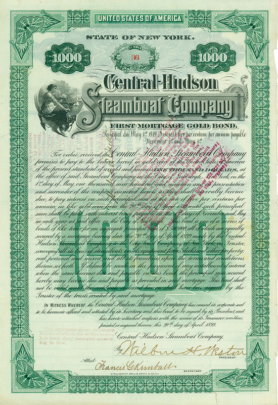 Central-Hudson Steamboat Company